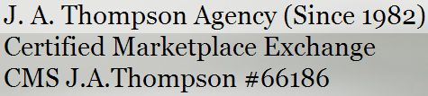 J. A. Thompson Agency